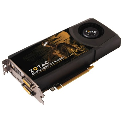 PCI-Ex 2048Mb Zotac GTX560 ZT-50709-10M MEDIUM