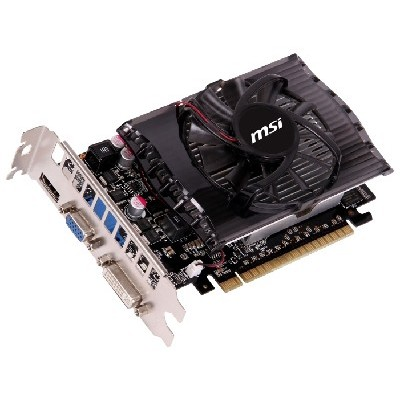 PCI-Ex 4096Mb MSI N630GT-MD4GD3
