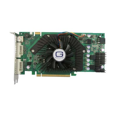 PCI-Ex 512Mb Gainward BLISS GeForce 9800GT with CUDA