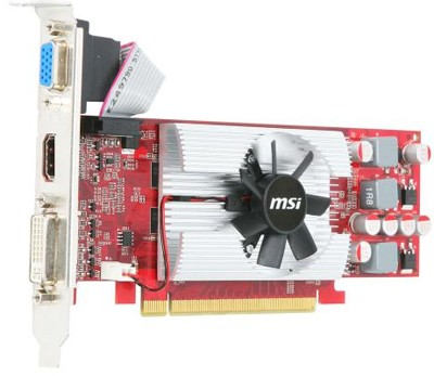 PCI-Ex 512Mb MSI N220GT-MD512D3/LP