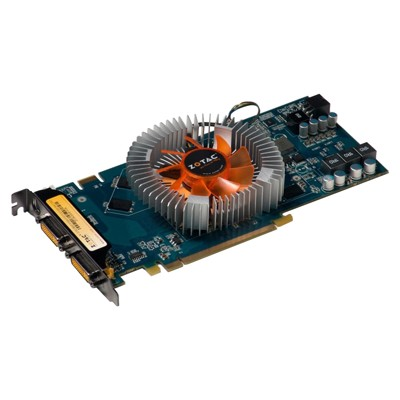 PCI-Ex 512Mb Zotac 9800GT with CUDA SYNERGY