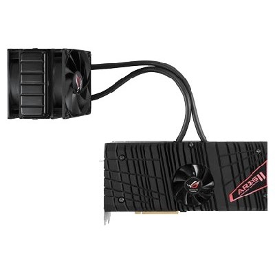 PCI-Ex 6144Mb Asus ARES2-6GD5