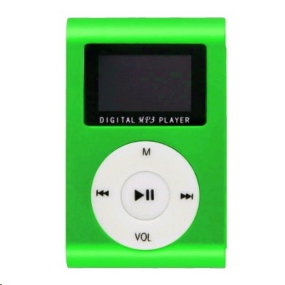 Perfeo VI-M001-Display Green