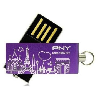 PNY 16GB Lovely. Paris PFU6016-PP