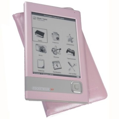 PocketBook 301 Pink plus комфорт
