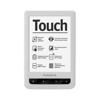 PocketBook Touch 622 Black/White