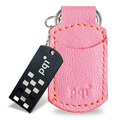 PQI 16GB i820 Pink Leather