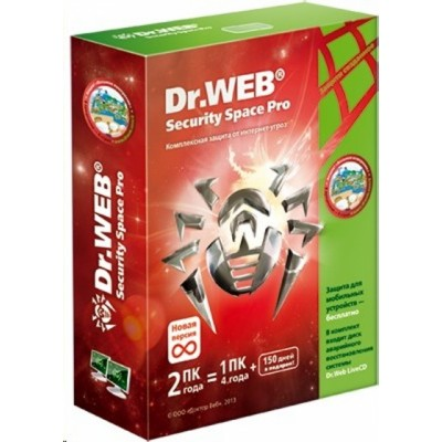 Dr. Web Desktop Security Suite LBW-AC-12M-5-B3