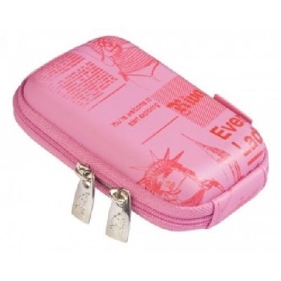 Riva 7023 PU Pink newspaper