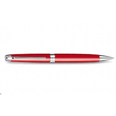 Ручка шариковая Carandache Leman Scarlet red lacquered SP 4789.770