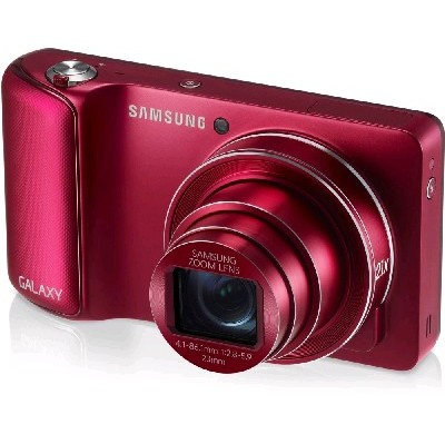 Samsung Galaxy Camera GC110 Red