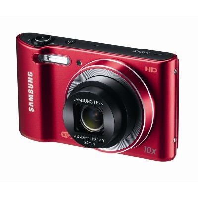 Samsung WB30F Red
