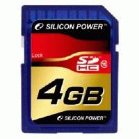 Silicon Power 4GB SP004GBSDH010V10