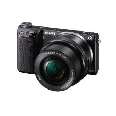Sony Alpha NEX-5TL Black