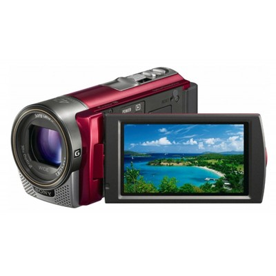 Sony HDR-CX130E Red