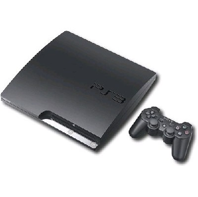 Sony PlayStation 3 PS3/320GB/GOW3/Uncharted2