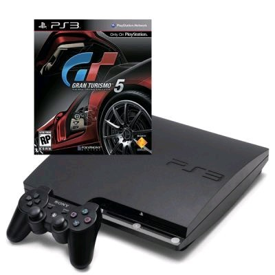 Sony PlayStation 3 PS3/320GB/GOWIII/GT5
