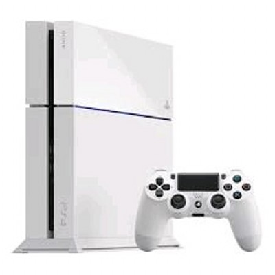 Sony PlayStation 4 CUH-1108A White