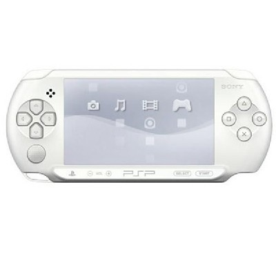 Sony PlayStation Portable E-1008 white PS719215936