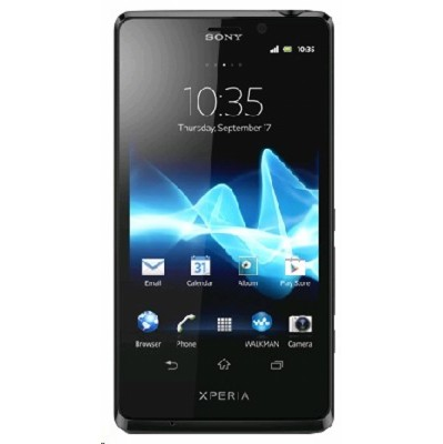 Sony Xperia T Black