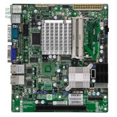 SuperMicro MBD-X7SPA-H-D525-B
