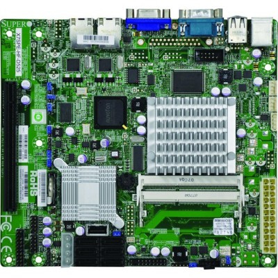 SuperMicro MBD-X7SPE-HF-D525-B