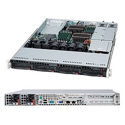 SuperMicro SYS-6016T-NTRF4+