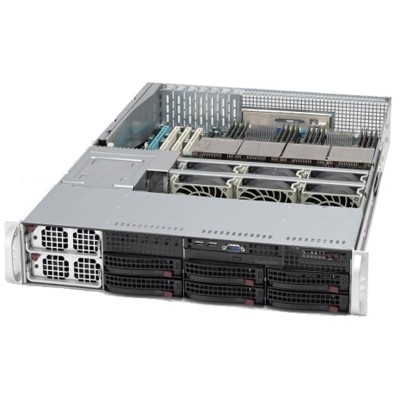 SuperMicro SYS-8026B-TRF