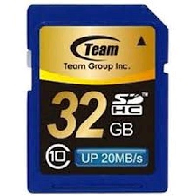 Team Group 32GB TSDHC32GCL1001