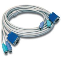 TRENDnet TK-C15 15-feet KVM cable, 5м