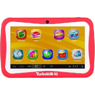 TurboPad TurboKids S2 Red