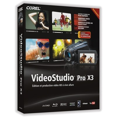 Video Studio Professional X3 VSPRX3RU