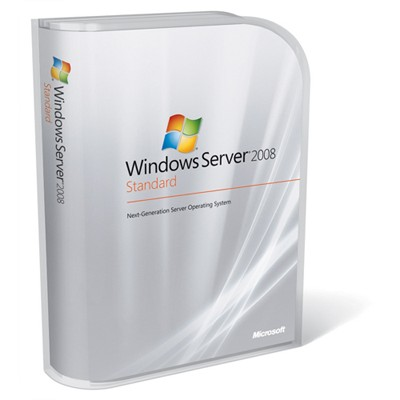 Microsoft Windows Server Standard 2008 P73-04742