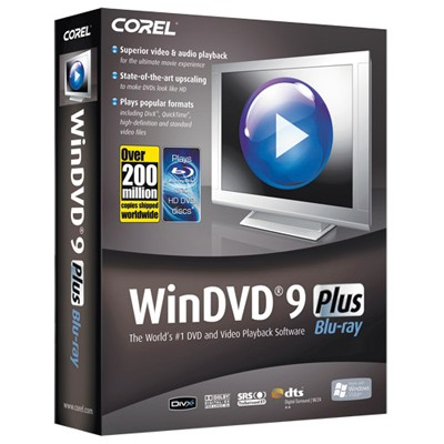 WinDVD 9 English WD9IEPC