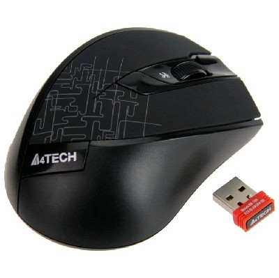 A4Tech G9-600HX-1 Black