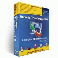 Acronis True Image Home 2009 ATI2009BOX