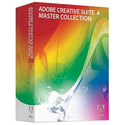Adobe CS4 Master Collection 4 Retail Russian Windows 65023787