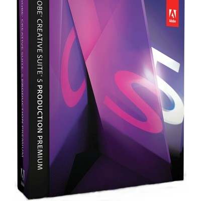 Adobe CS5.5 Production Premium 5.5 Retail International English Windows 65114565