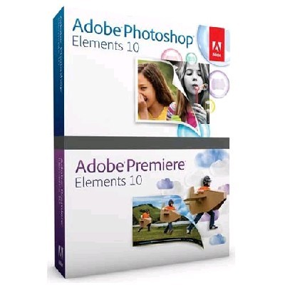 Adobe Photoshop Elements 10 Multiple Platforms Non EU English Retail LB 65136690