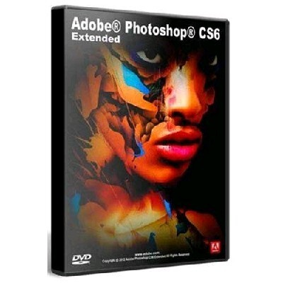 Adobe Photoshop Extended CS6 13 Windows Russian DVD Set 65170533