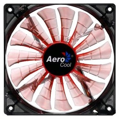 Aerocool Shark Evil Black Edition 12см