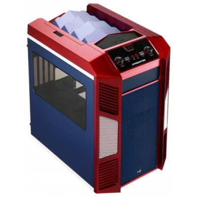 AeroCool XPredator Blue/Red