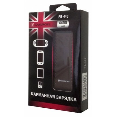 Аккумулятор Soundtronix PowerBanks PB-440