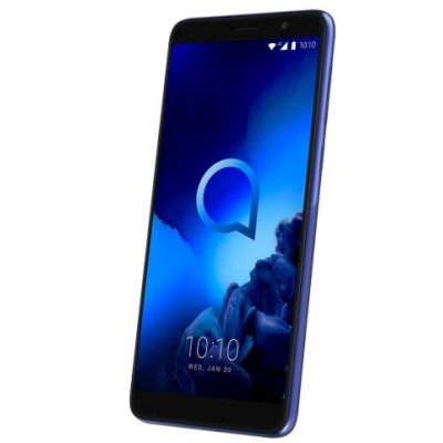 Mobile and Smartphones  Alcatel  Alcatel 1X (2019) Dual sim LTE Pebble Blue