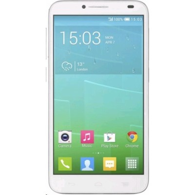 Alcatel OneTouch IDOL 2 6037Y White