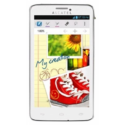Alcatel OneTouch Scribe Easy OT8000D Red