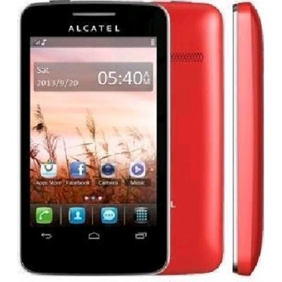Alcatel OneTouch Tribe-TV OT3041D Cherry red