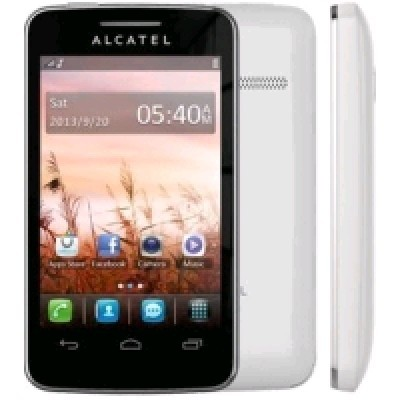 Alcatel OneTouch Tribe-TV OT3041D Pure White