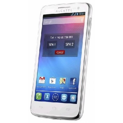Alcatel OneTouch X-Pop 5035D White