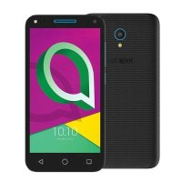 Alcatel U5 3G 4047D Black-Sharp Blue